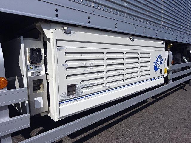 三菱 H24 スーパーグレート 3軸冷凍車 サイド観音扉 画像14