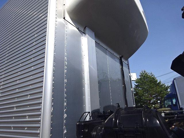 三菱 H24 スーパーグレート 3軸冷凍車 サイド観音扉 画像15