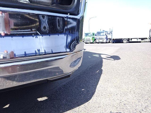 三菱 H24 スーパーグレート 3軸冷凍車 サイド観音扉 画像16