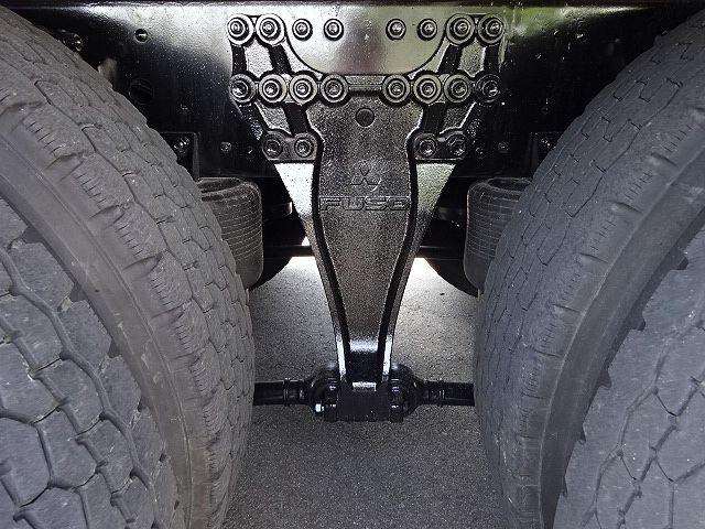 三菱 H24 スーパーグレート 3軸冷凍車 サイド観音扉 画像19