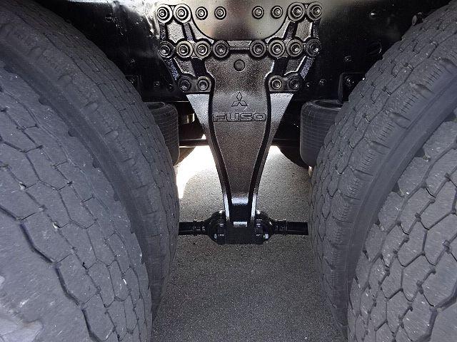 三菱 H24 スーパーグレート 3軸冷凍車 サイド観音扉 画像20