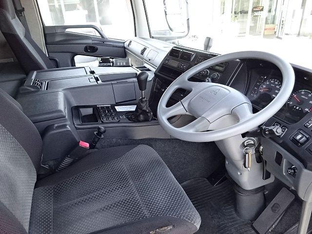 三菱 H24 スーパーグレート 3軸冷凍車 サイド観音扉 画像22