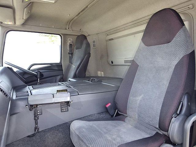 三菱 H24 スーパーグレート 3軸冷凍車 サイド観音扉 画像27
