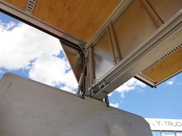 いすゞ H25 ギガ 4軸低床アルミウィング 格納PG 画像13