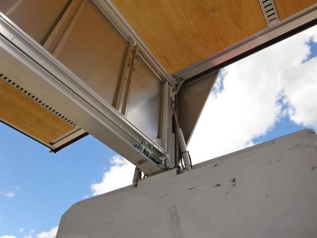 いすゞ H25 ギガ 4軸低床アルミウィング 格納PG 画像14
