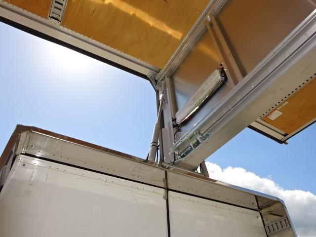 いすゞ H25 ギガ 4軸低床アルミウィング 格納PG 画像15