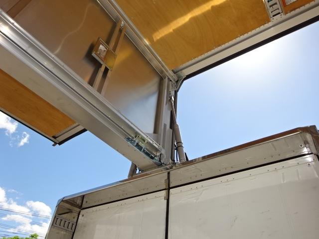 いすゞ H25 ギガ 4軸低床アルミウィング 格納PG 画像16