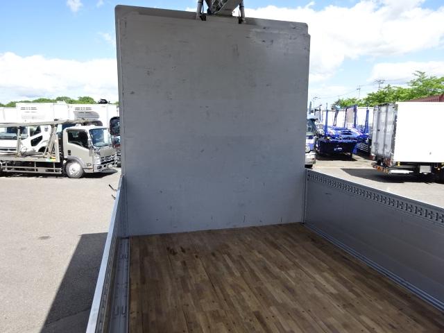 いすゞ H25 ギガ 4軸低床アルミウィング 格納PG 画像17