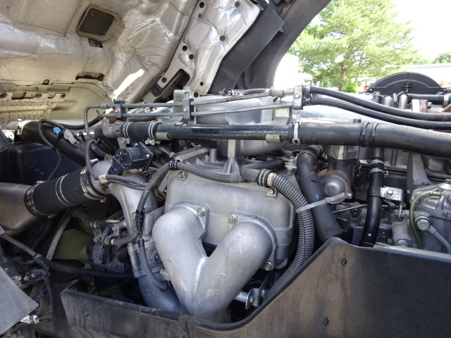 いすゞ H25 ギガ 4軸低床アルミウィング 格納PG 画像18