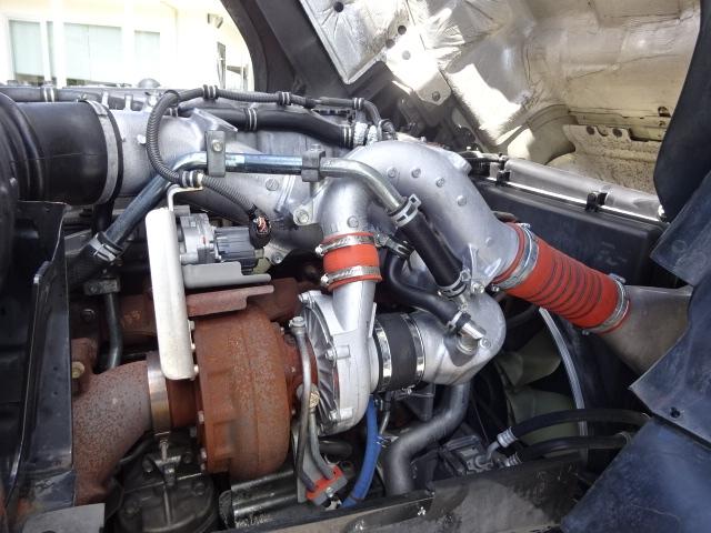 いすゞ H25 ギガ 4軸低床アルミウィング 格納PG 画像19