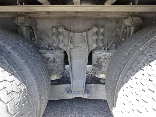 いすゞ H25 ギガ 4軸低床アルミウィング 格納PG 画像21