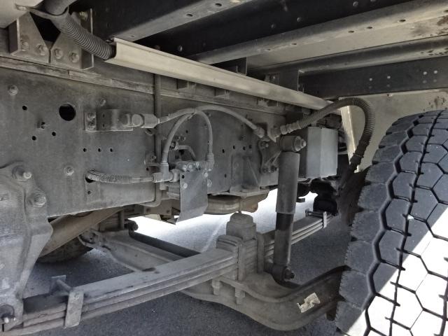 いすゞ H25 ギガ 4軸低床アルミウィング 格納PG 画像22