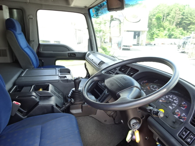 いすゞ H25 ギガ 4軸低床アルミウィング 格納PG 画像25