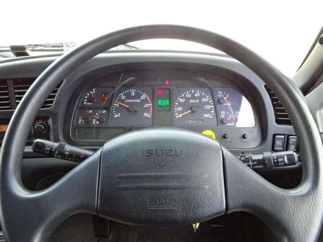いすゞ H25 ギガ 4軸低床アルミウィング 格納PG 画像26