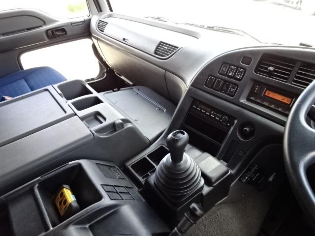 いすゞ H25 ギガ 4軸低床アルミウィング 格納PG 画像28