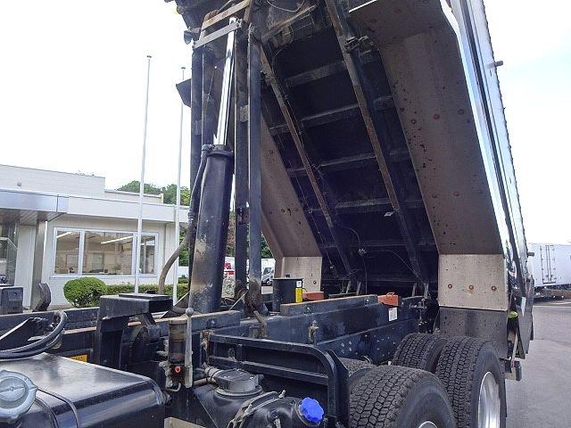 いすゞ H25 ギガ ダンプ 車検付 530X225cm 画像14