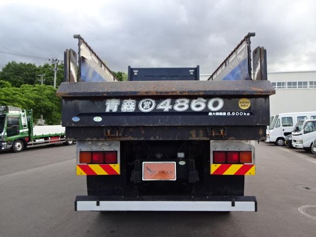 いすゞ H25 ギガ ダンプ 車検付 530X225cm 画像9