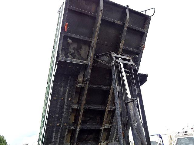 いすゞ H23 ギガ ダンプ 5.3x2.3 積載9.3t 画像12
