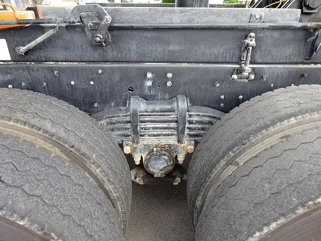 いすゞ H23 ギガ ダンプ 5.3x2.3 積載9.3t 画像14