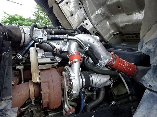 いすゞ H23 ギガ ダンプ 5.3x2.3 積載9.3t 画像20