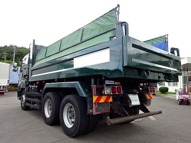 いすゞ H23 ギガ ダンプ 5.3x2.3 積載9.3t 画像9