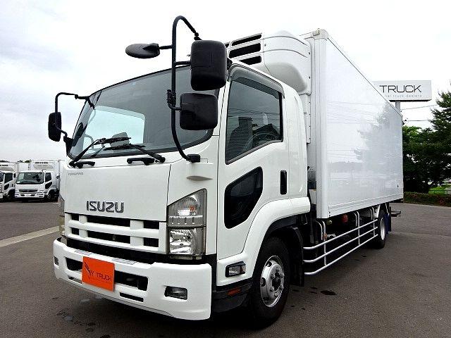 いすゞ H19 フォワード 増トン 冷凍車 格納PG 画像1