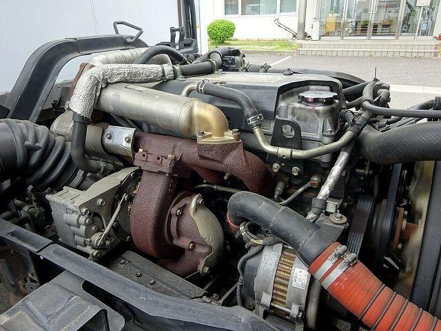 いすゞ H19 フォワード 増トン 冷凍車 格納PG 画像13