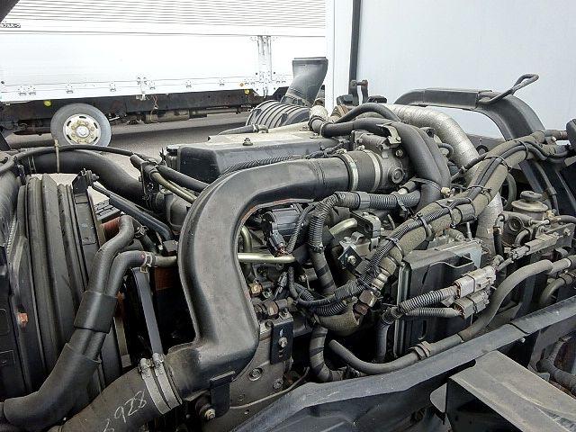 いすゞ H19 フォワード 増トン 冷凍車 格納PG 画像14