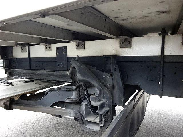 いすゞ H19 フォワード 増トン 冷凍車 格納PG 画像16