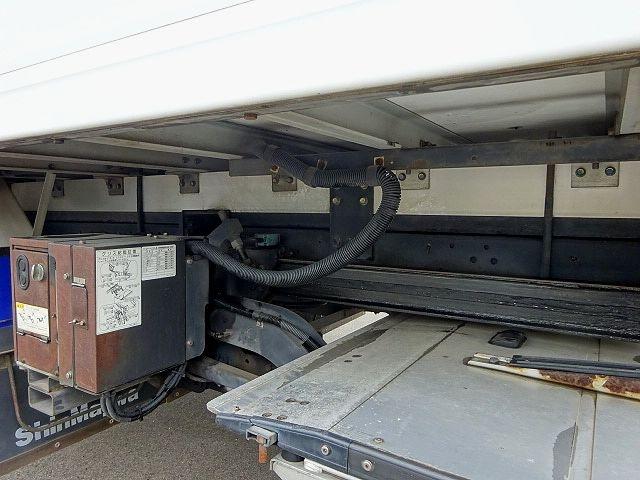 いすゞ H19 フォワード 増トン 冷凍車 格納PG 画像17