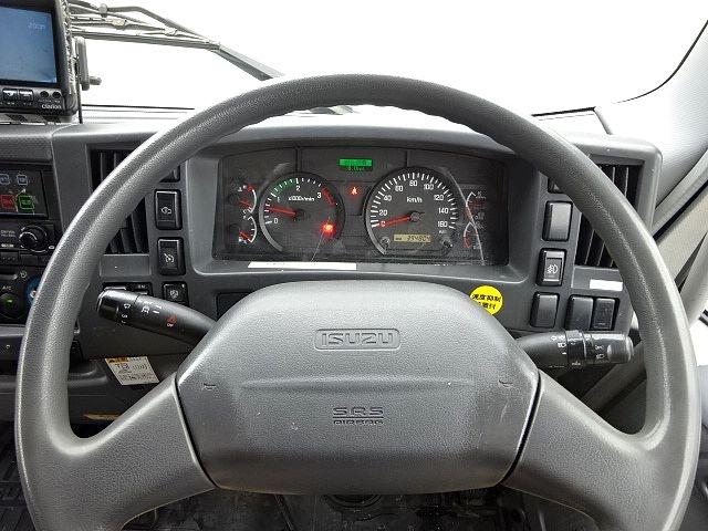 いすゞ H19 フォワード 増トン 冷凍車 格納PG 画像20