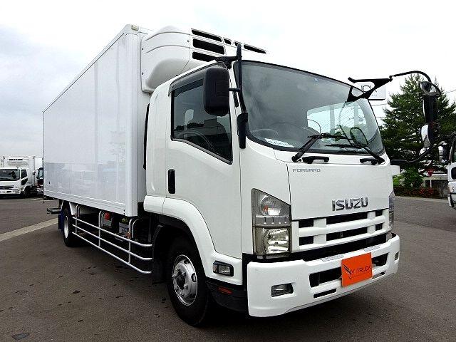 いすゞ H19 フォワード 増トン 冷凍車 格納PG 画像3