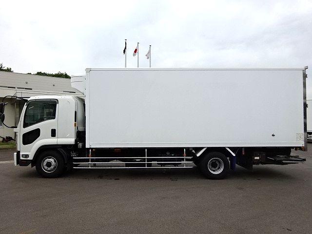いすゞ H19 フォワード 増トン 冷凍車 格納PG 画像4