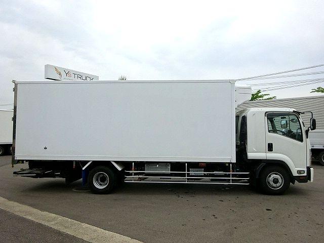 いすゞ H19 フォワード 増トン 冷凍車 格納PG 画像5