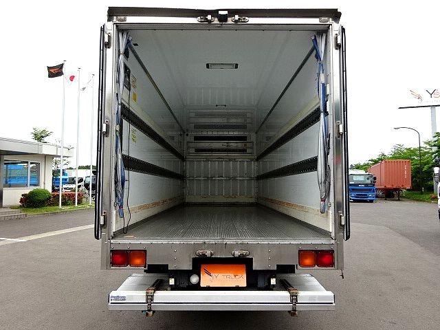いすゞ H19 フォワード 増トン 冷凍車 格納PG 画像8