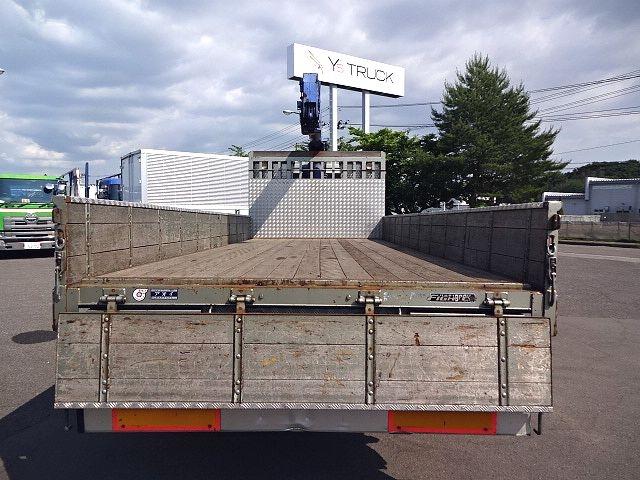 三菱 H19 ファイター 標準 平 4段クレーン 画像11