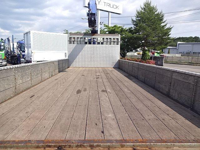 三菱 H19 ファイター 標準 平 4段クレーン 画像12
