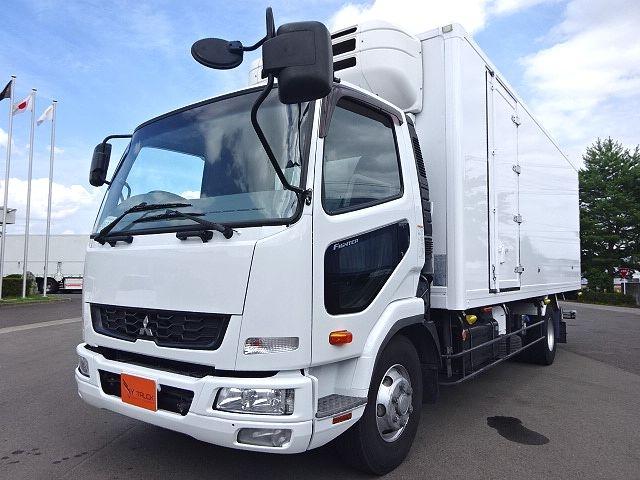 三菱 H24 ファイター 低温冷凍車 格納PG 車検付★ 画像1
