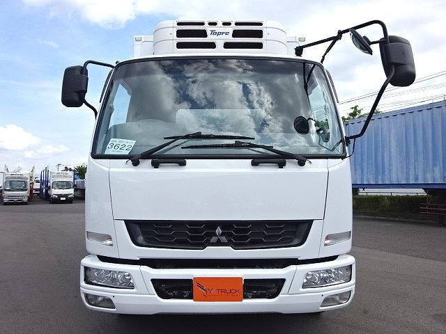 三菱 H24 ファイター 低温冷凍車 格納PG 車検付★ 画像2
