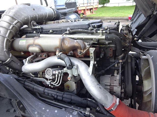 三菱 H24 ファイター 低温冷凍車 格納PG 車検付★ 画像26
