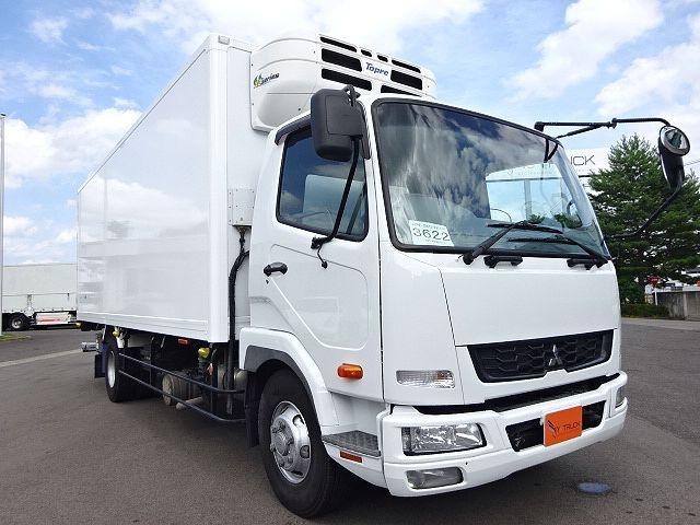三菱 H24 ファイター 低温冷凍車 格納PG 車検付★ 画像3