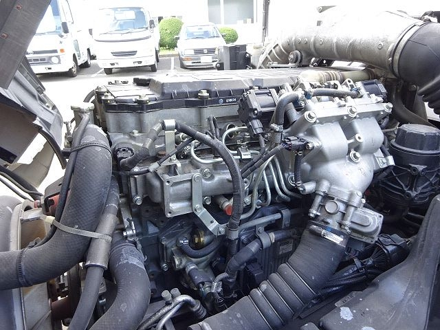 三菱 H24 ファイター 低温冷凍車 格納PG 車検付★ 画像27