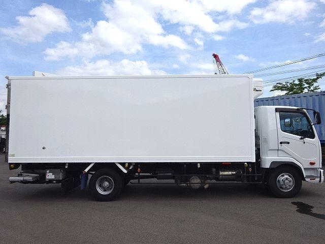 三菱 H24 ファイター 低温冷凍車 格納PG 車検付★ 画像5