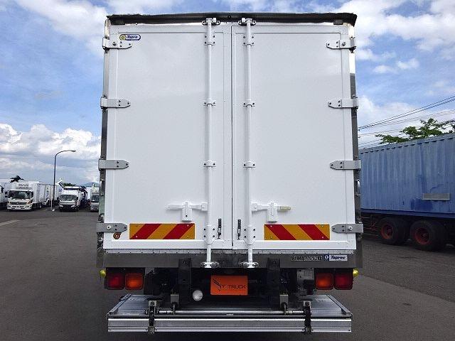 三菱 H24 ファイター 低温冷凍車 格納PG 車検付★ 画像7