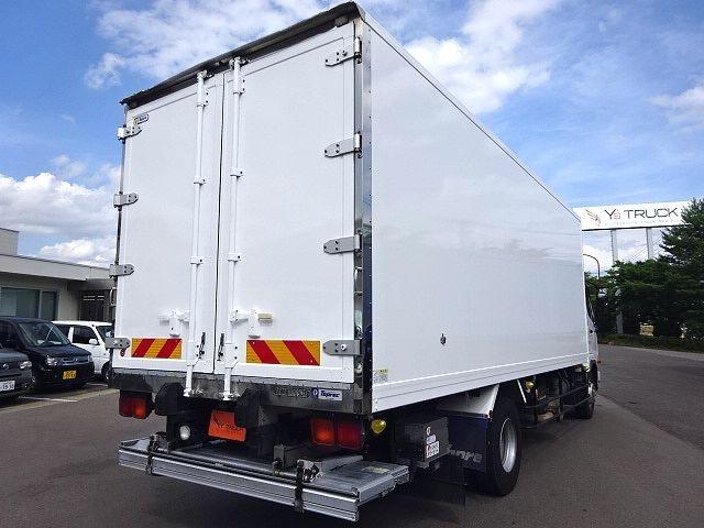 三菱 H24 ファイター 低温冷凍車 格納PG 車検付★ 画像8