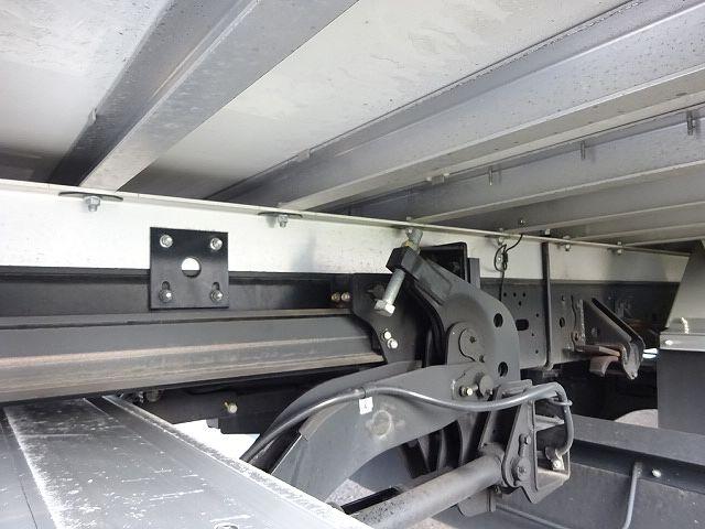 いすゞ H29 フォワード フルワイド低温冷凍車 格納PG 画像16