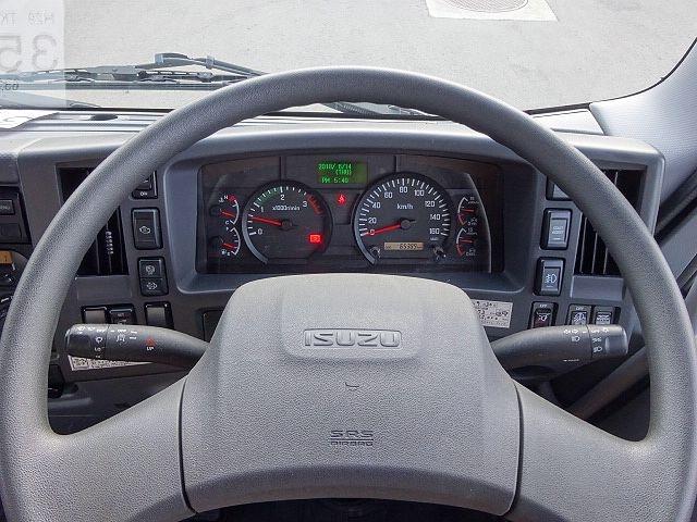 いすゞ H29 フォワード フルワイド低温冷凍車 格納PG 画像22