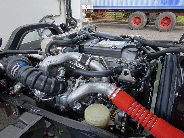 いすゞ H29 フォワード フルワイド低温冷凍車 格納PG 画像29