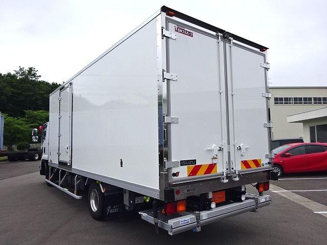 いすゞ H29 フォワード フルワイド低温冷凍車 格納PG 画像6