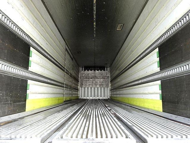 UD H21 クオン 3軸 低温冷凍車 キーストン ★ 画像11